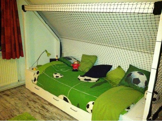 Bedden - De kamer van de jongen ...